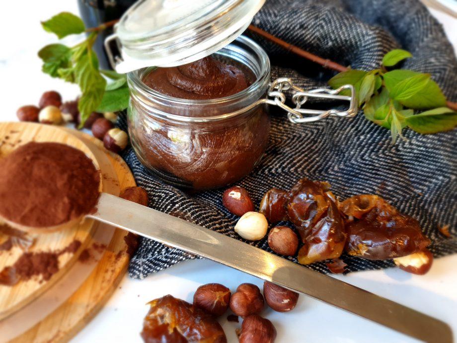 Naminė Nutella