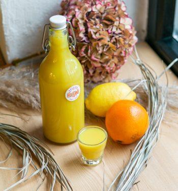Imbiero ir citrinos gėrimas